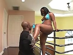 Ebony chubby woman cant get enough fucking