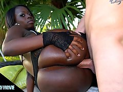 Gallery of Black Ass Porn