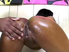 Ebony big lady fucking like never before